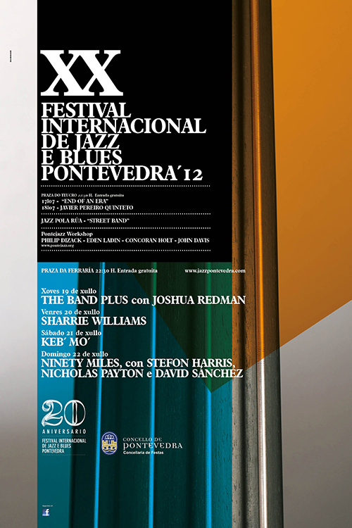 CARTEL FESTIVAL DE JAZZ 12