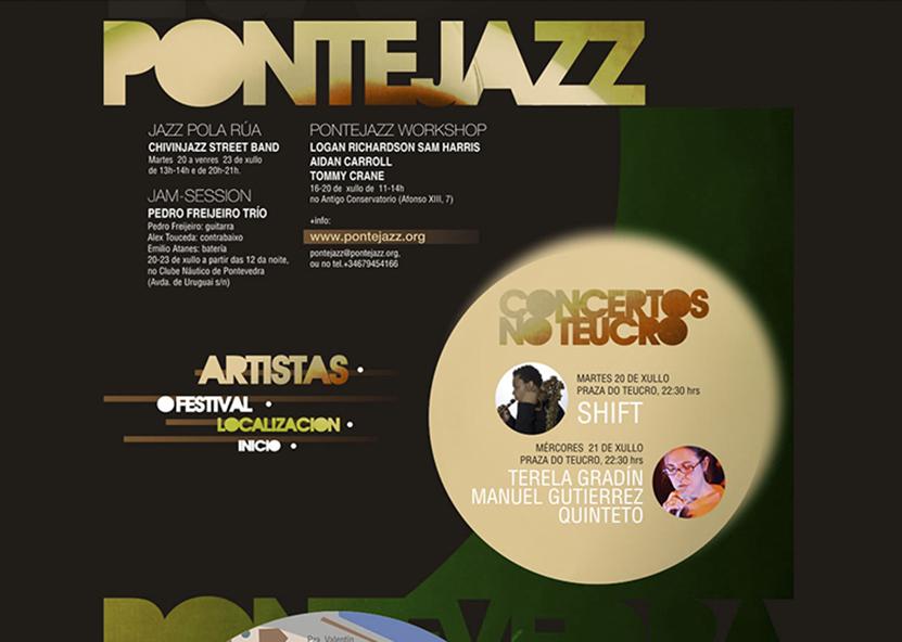 FESTIVAL DE JAZZ PONTEVEDRA WEB 3