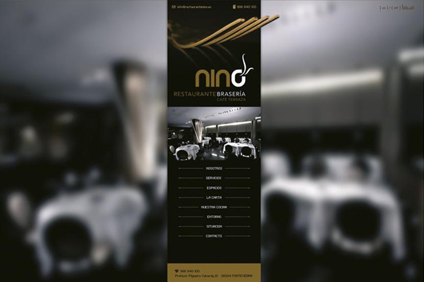 RESTAURANTE NINO WEB 1