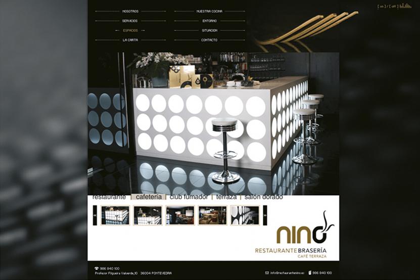 RESTAURANTE NINO WEB 4