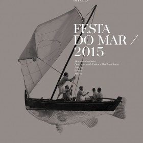CARTEL FESTA DO MAR 2015