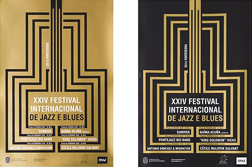 FESTIVAL DE JAZZ 2016 2 CARTELES