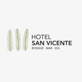 HOTEL SAN VICENTE LOGOTIPO